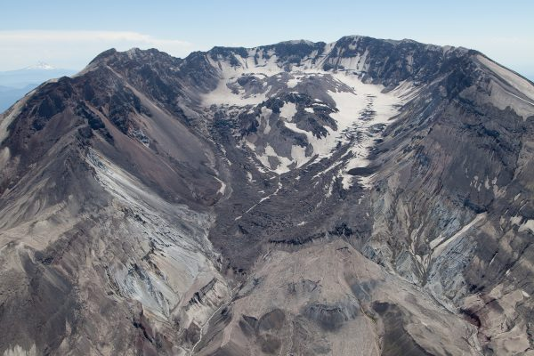 #mtsthelens #aircam #aerial #mountain #volcano #westfromabove