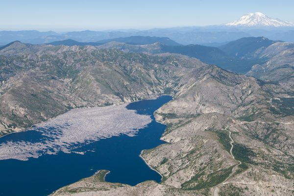 #mtsthelens #aircam #aerial #westfromabove